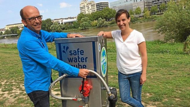 Ouest France prix fontaine à eau potable