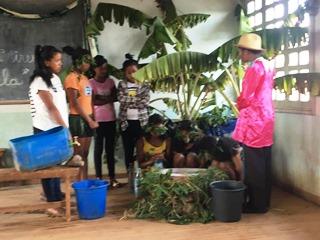 Piece de theatre - Madagascar Ecole St Vincent