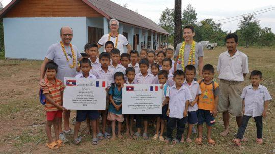 Safe Water Cube Laos 2019