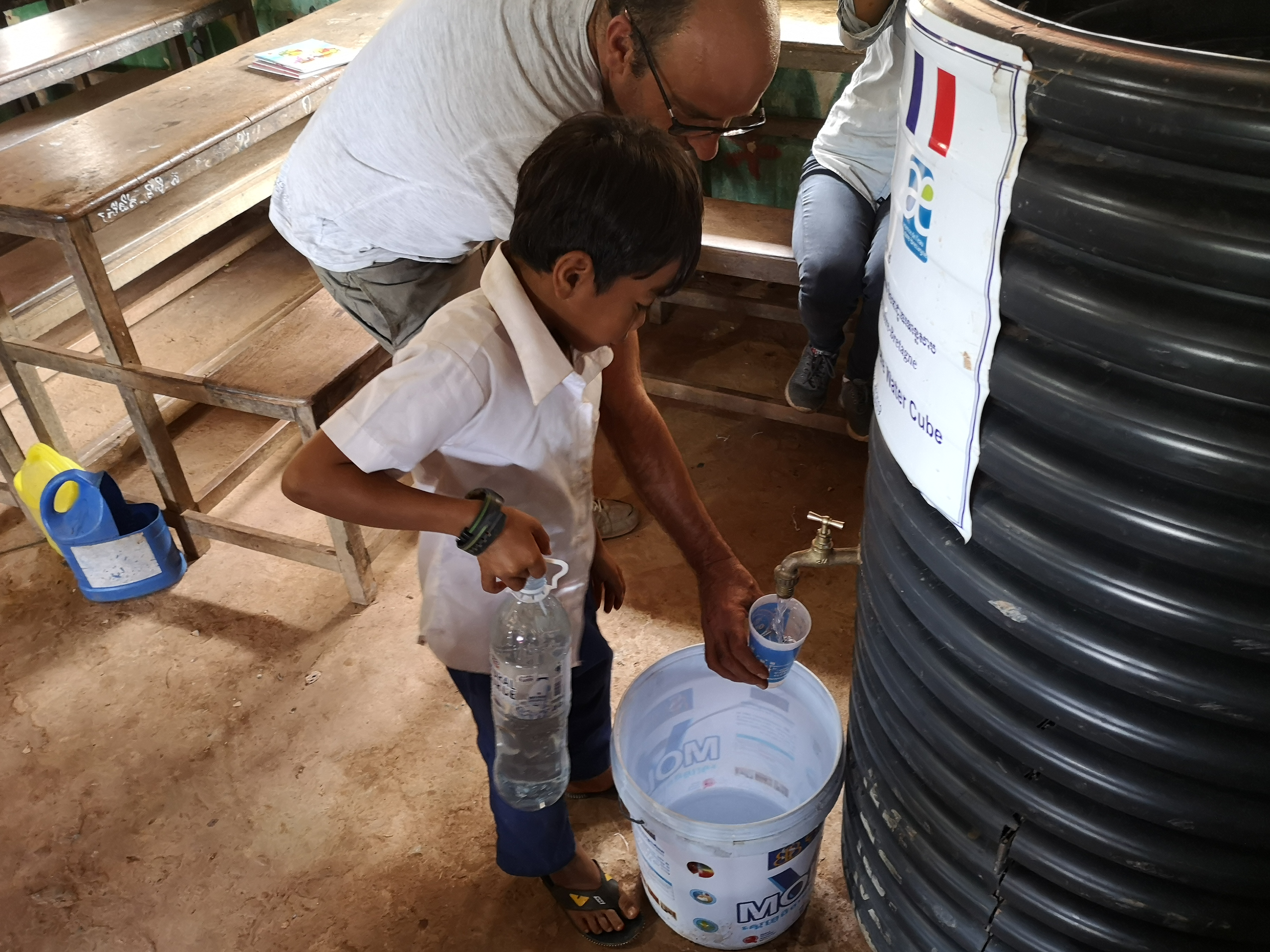 Safe Water Cube Cambodge 2019